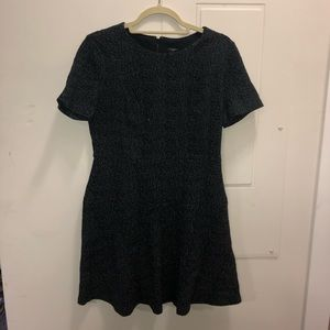 Ann Taylor fit and flare dress